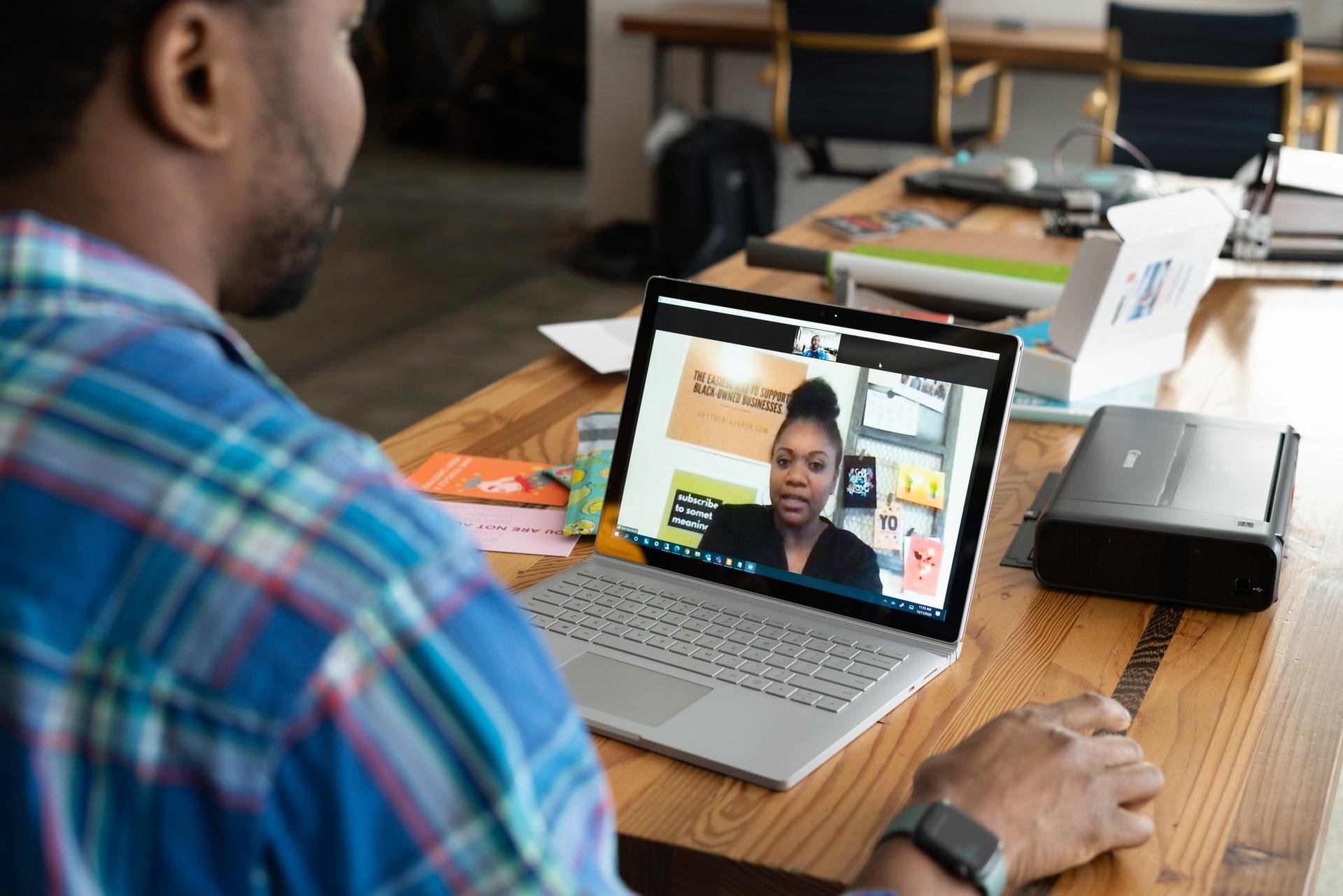 virtual job fairs and events